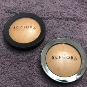 2 Sephora baked face